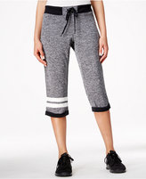 Hurley Juniors' Dri-FIT Cuffed Cropped Active Pants