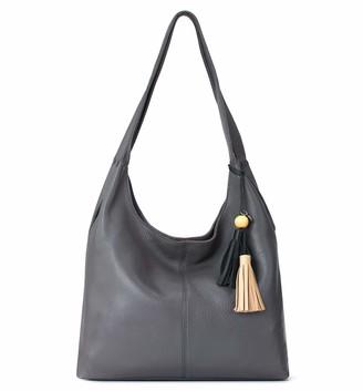 The Sak Women's Huntley Leather Hobo Handbag