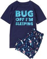 Gymboree Bug Off Sleep Set