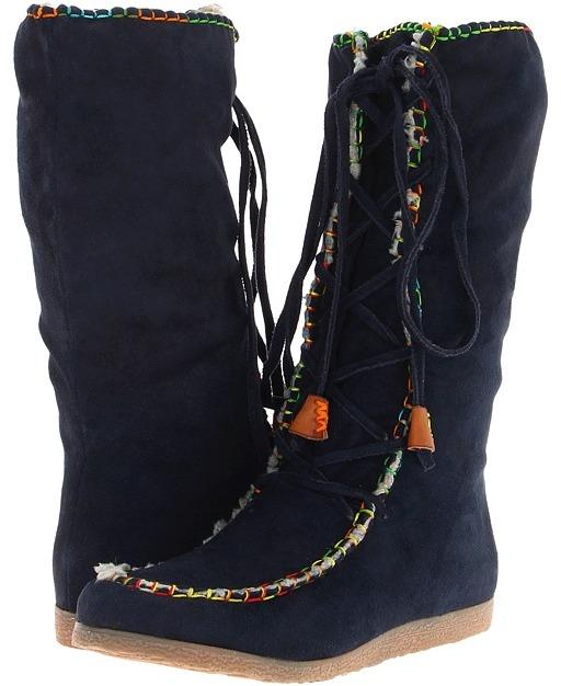 Call it SPRING Amatitlana (Navy) - Footwear