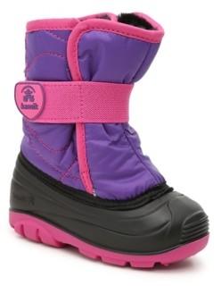 Kamik Snowbug 3 Snow Boot - Kids'