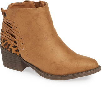 Very Volatile Griselle Strapped Bootie