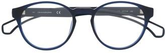 Calvin Klein Jeans Round-Frame Glasses