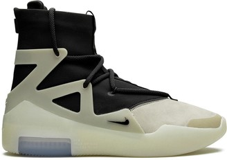 "Nike Air Fear of God 1 ""String/The Question"" sneakers"
