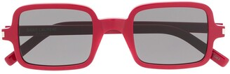 Saint Laurent Eyewear SL 332 square-frame sunglasses
