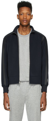 3.1 Phillip Lim Navy Track Jacket
