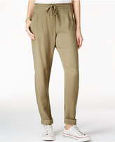 American Rag Drawstring Straight-Leg Pants, Only at Macy's