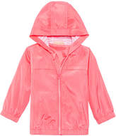 First Impressions Hooded Windbreaker Jacket, Baby Girls, Created for Macy's