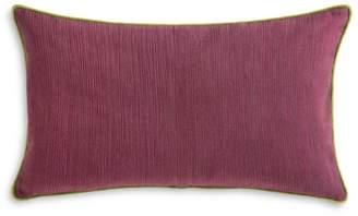 """Yves Delorme Leonor Decorative Pillow, 13"""" x 22"""""""