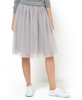 La Redoute MADEMOISELLE R Dotted Tulle Tutu Skirt, Pretty Bow At Waist