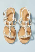 Mystique Embellished Heeled Sandals