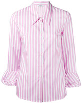 Dondup striped shirt - women - Cotton - 40