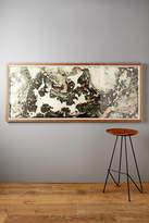 Anthropologie Kira Appelhans Swirled Sea Wall Art