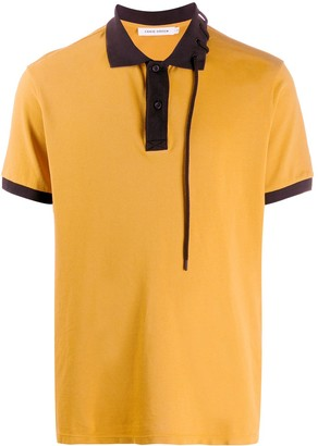 Craig Green Drawstring Detail Polo Shirt