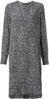 Marni Mist print dress - women - Silk - 40
