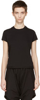 Rick Owens Black Small Level T-Shirt