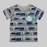 Thomas & Friends Toddler Boys' Thomas the Tank Engine with Thomas Pocket T-Shirt - Heather Gray