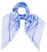 Hermes Cheval Surprise Silk Scarf