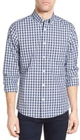 Nordstrom Men's Slim Fit Non-Iron Check Sport Shirt