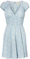 Denim & Supply Ralph Lauren Floral Cutout-Back Dress