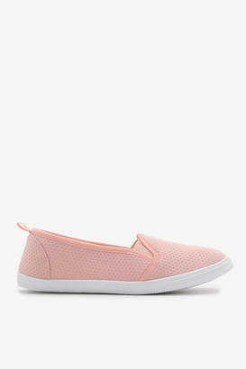 Ardene Quilted Slip-Ons