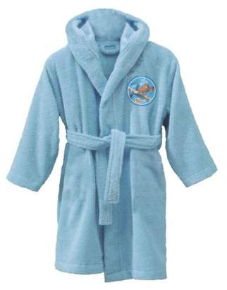Disney CTI Planes Degree 041352 Children's (6-8 Years) Bath Robe Terrycloth