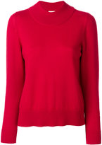 Semi-Couture Semicouture crew-neck jumper