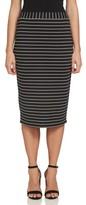 1 STATE Women's 1.state Midi Pencil Skirt