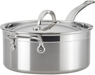 Hestan ProBond 4-Quart Saucepan with Lid