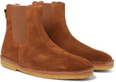 Folk - Brandon Suede Chelsea Boots