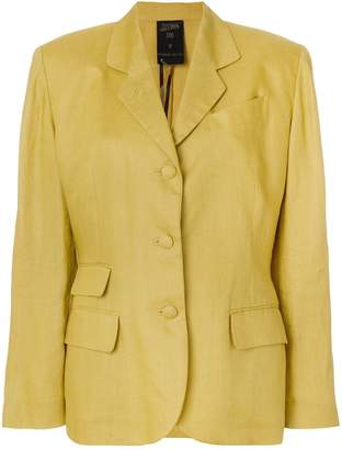 Jean Paul Gaultier Pre-Owned classic blazer jacket