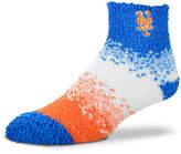 For Bare Feet New York Mets Marquee Sleep Soft Socks