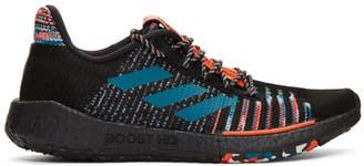 adidas x Missoni Black PulseBOOST HD Sneakers