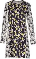 Jil Sander Navy Short dresses - Item 34613704
