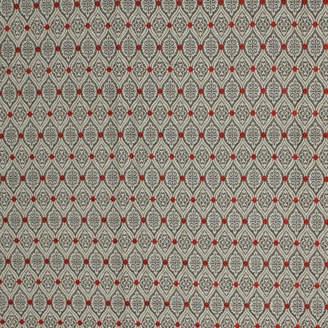 "Roland Mouret Coco Decor Ltd Notting Hill Gunmetal Fabric, 54""x36"""