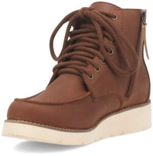 Dingo Women's Rosie Leather Boot Women's Shoes