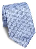 Armani Collezioni Tonal Micro Neat Silk Tie