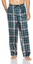 Tommy Hilfiger Men's Poplin Woven Drawstring Pajama Pant