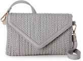 Urban Expressions Grey Hadley Crossbody