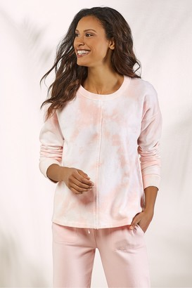 Soft Surroundings Spring Sky Pullover