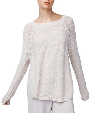 b new york Mixed-Stitch Sweater