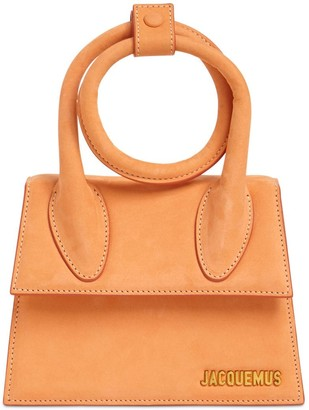 Jacquemus Le Chiquito Noeud Leather Bag
