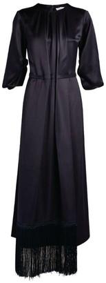 Gabriela Hearst Hestia Silk Maxi Dress