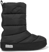 Marc by Marc Jacobs Howard quilted shell boots