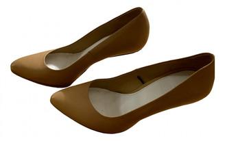 Maison Martin Margiela Pour H&m Beige Leather Heels