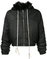 Rick Owens Hun bomber jacket