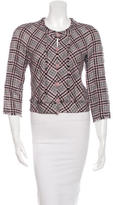 Chanel Tweed Cropped Jacket w/ Tags