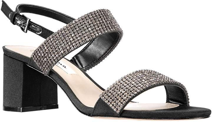 ba812c4620a Nina Block Heel Women s Sandals - ShopStyle