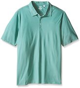 Cutter & Buck Men's Big and Tall Cb Drytec Blaine Oxford Polo