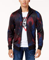 GUESS Men's Paint-Splatter Jacket